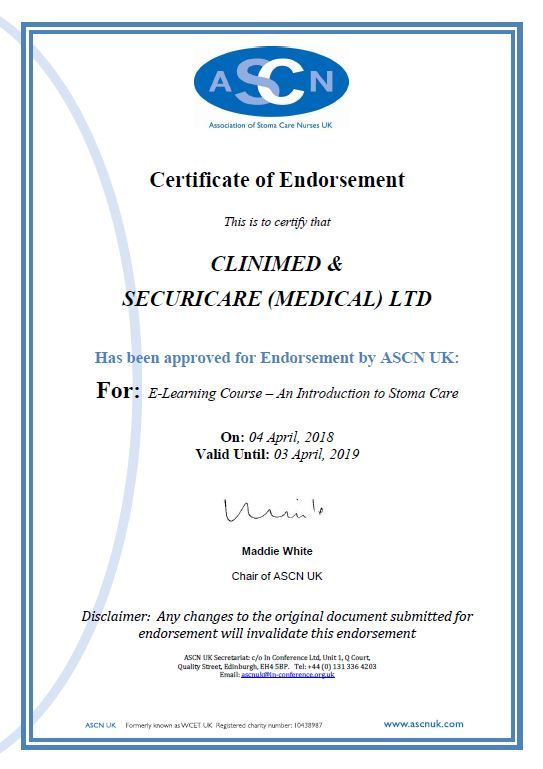 ASCN Accreditation