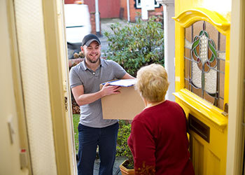 SecuriCare home delivery service