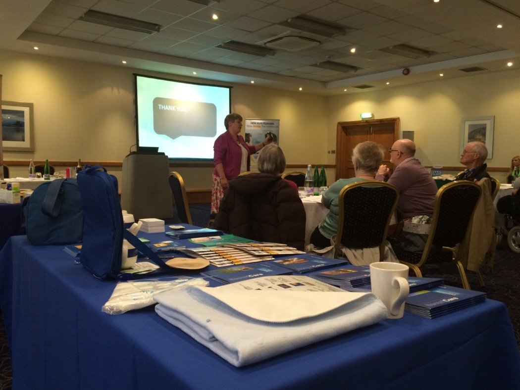 SecuriCare Glasgow Patient Meeting