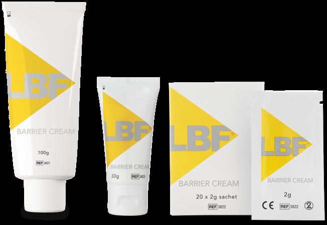 LBF Barrier Cream