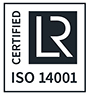 ISO 14001 Certified